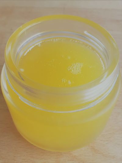 Crème hydratante beurre de karité