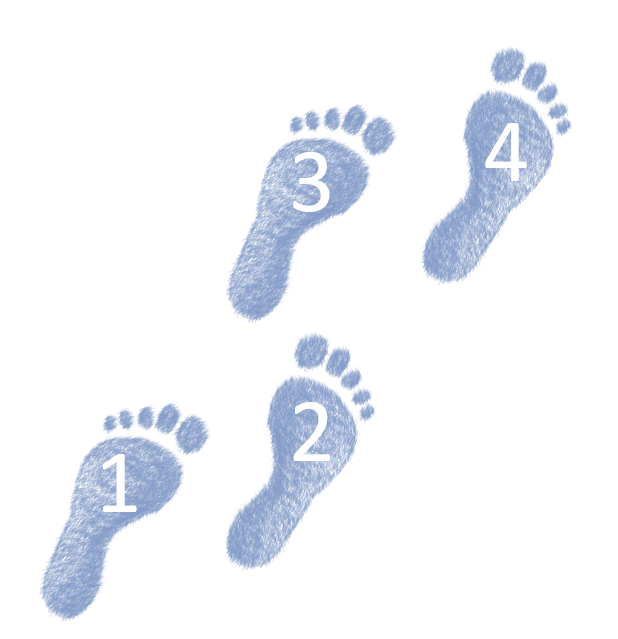 4 étapes pour réussir à lâcher prise