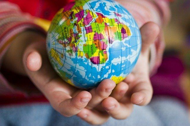 terre harmonie, lien avec le monde